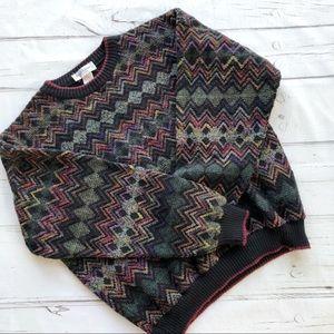 Bullock & Jones men Wool Blend Sweater